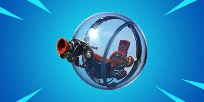 Use The Baller in 5 Different Matches – The Baller Spawn Locations in Fortnite