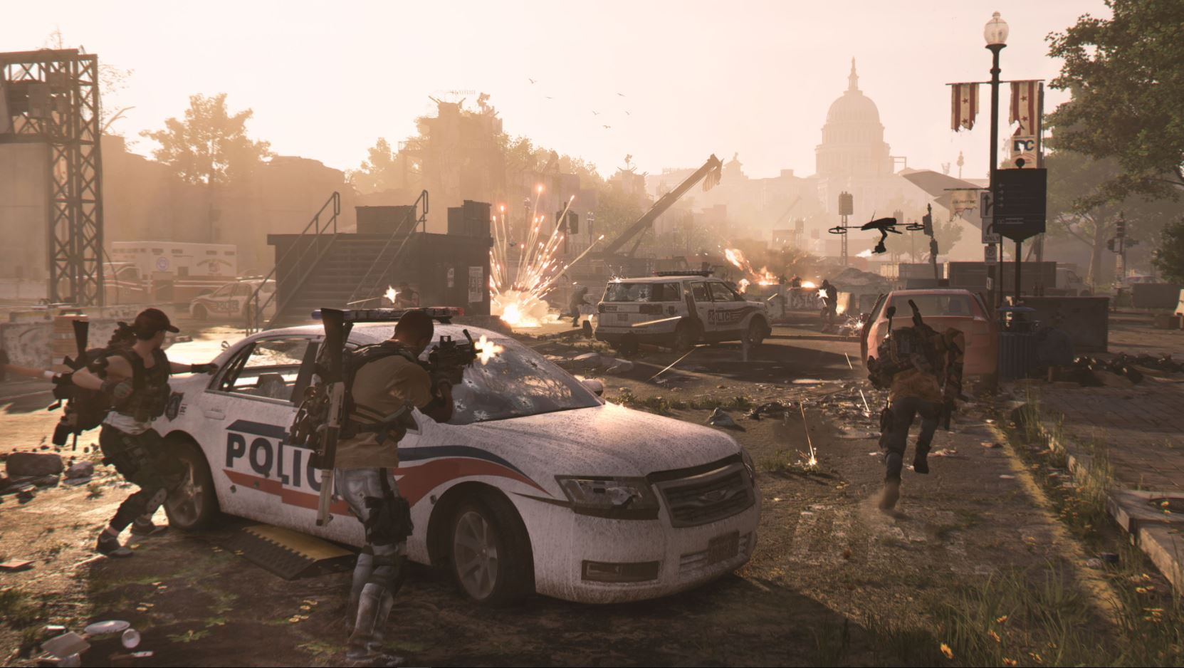 "Photo of The Division 2 Latest Update Removes The Annoying ""Dark Zone Perks Available"" Message"