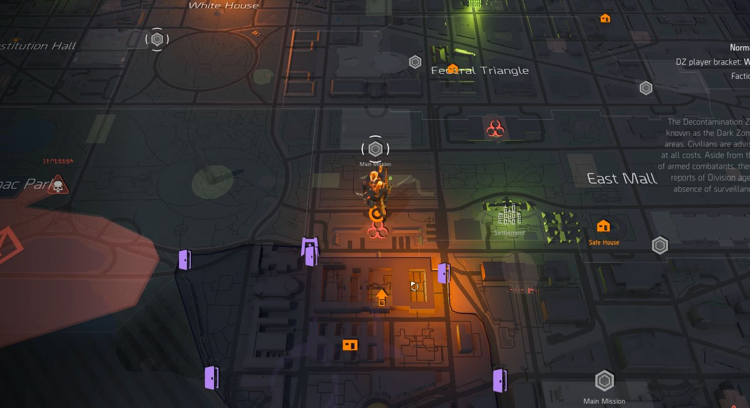 The Division 2 7th Ivory Key Riddle is Solved