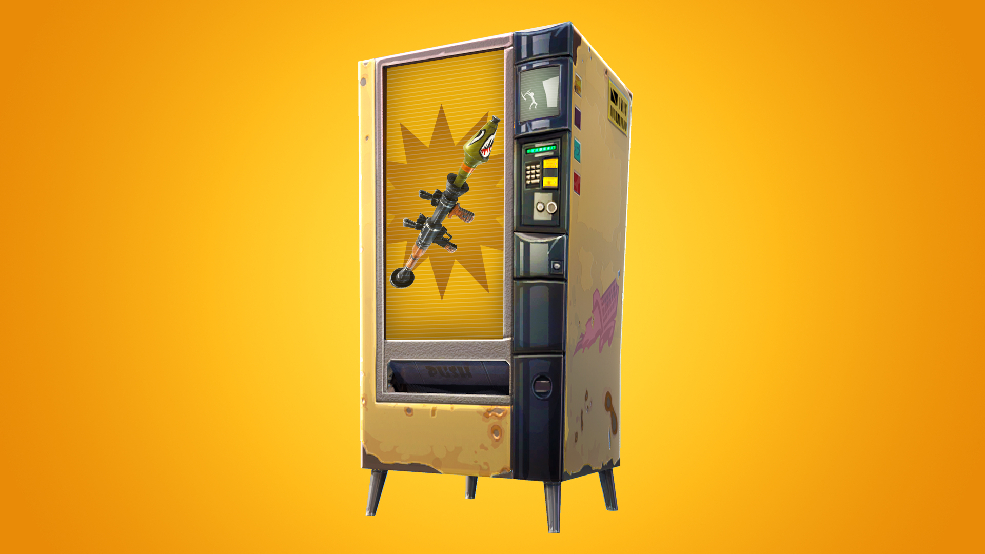 Photo of Fortnite players may claim multiple items from the Vending Machines in 8.10 due to a bug