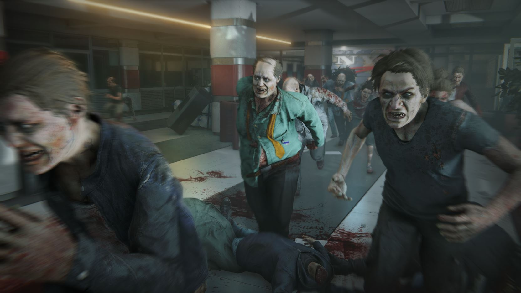 Photo of World War Z will include a free fourth campaign set in Tokyo