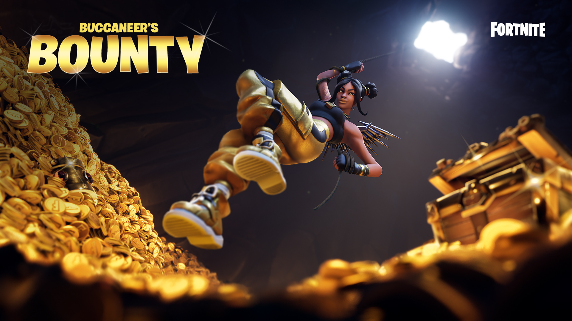 Photo of Fortnite 8.30 adds Buccaneer's Bounty, a Limited Time Event that Rotates in Every Day from April 10 to April 15