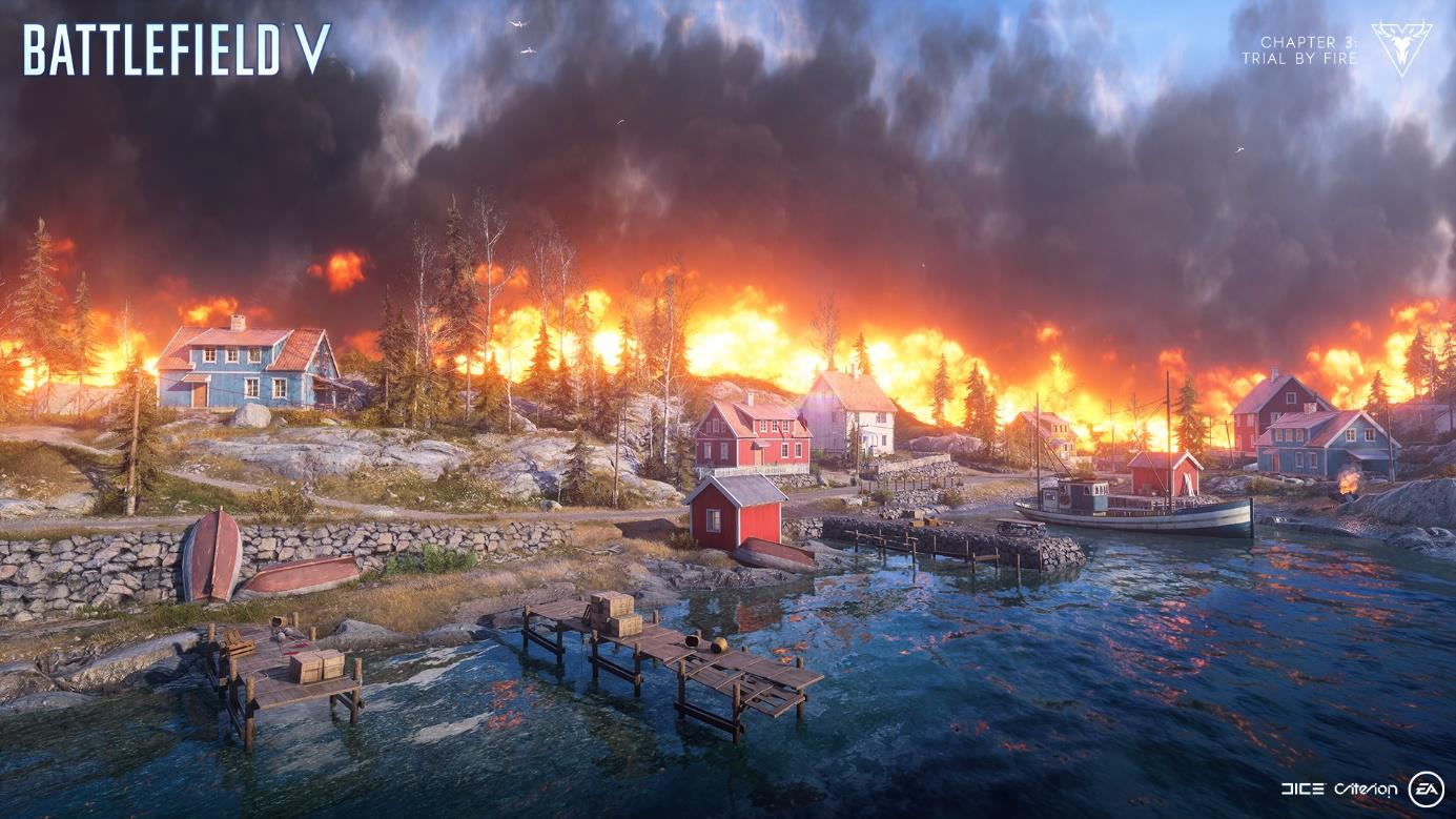 Photo of BFV Tides of War Chapter 3 Trial By Fire Update #3 Patch Notes revealed