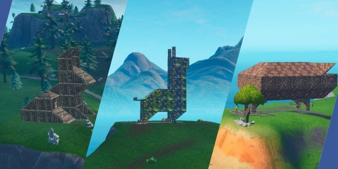 Where To Visit A Wooden Rabbit A Stone Pig And A Metal Llama In - where to visit a wooden rabbit a stone pig and a metal llama in fortnite