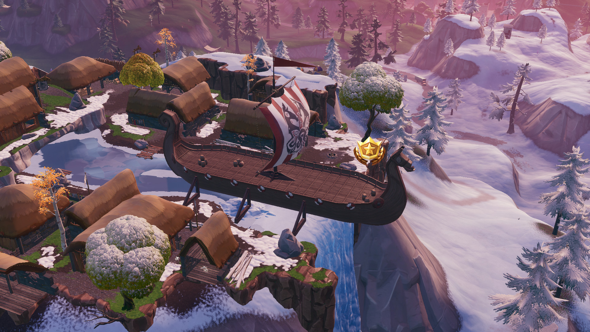 Photo of Fortnite Week 9 Secret Battle Star Location – Season 8