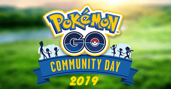 Photo of Pokemon Go Complete, Updated List of all Community Day Events in 2019