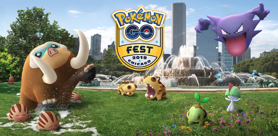Photo of Pokemon Go Chicago GoFest 2019 Setup First Look