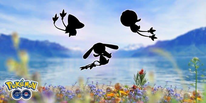 Photo of Pokemon GO: Legendary Lake Trio Roaming in the Wild