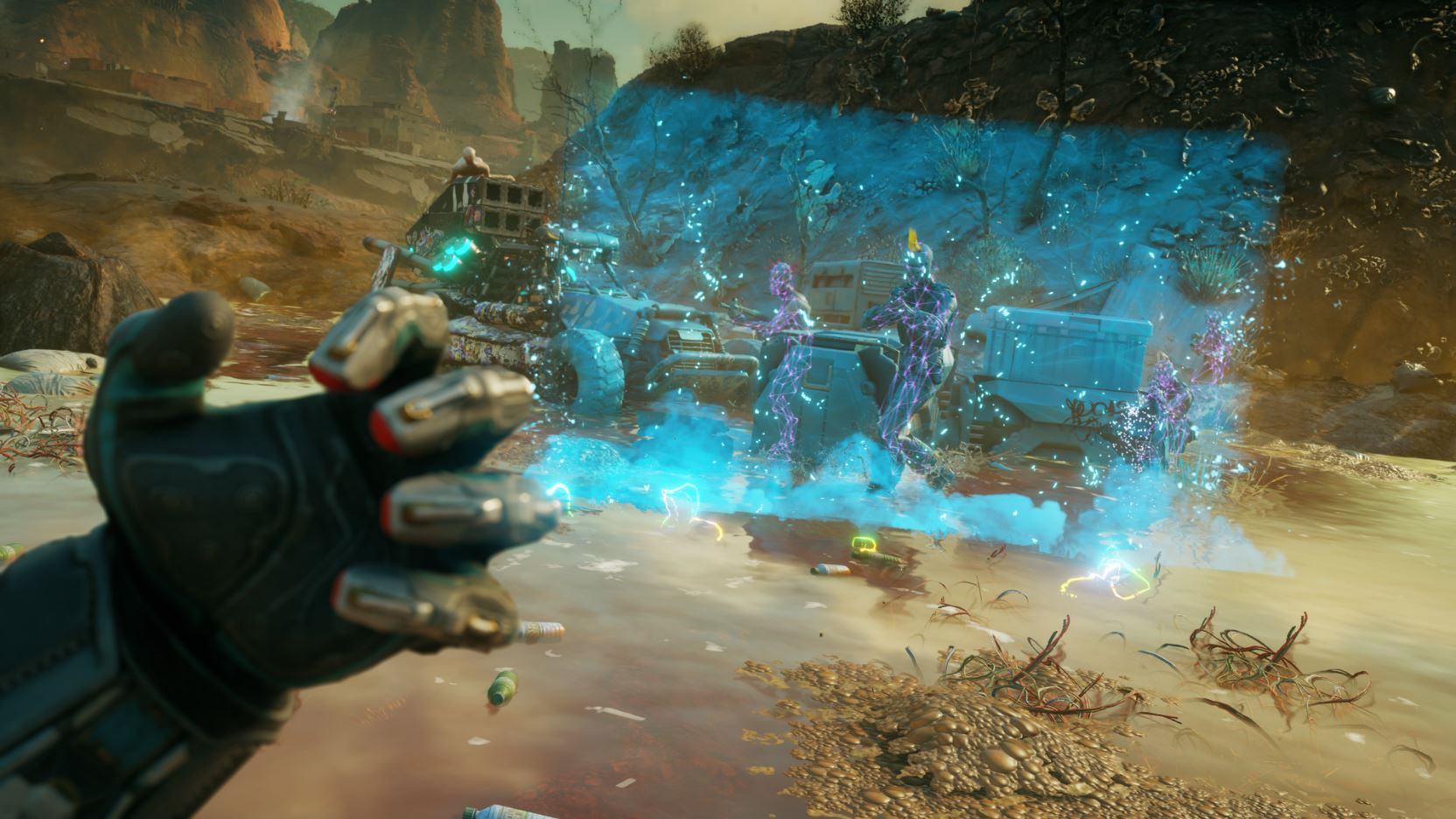"Photo of RAGE 2 gets a new ""He's on Fire"" trailer and unveils one of its cheat codes"