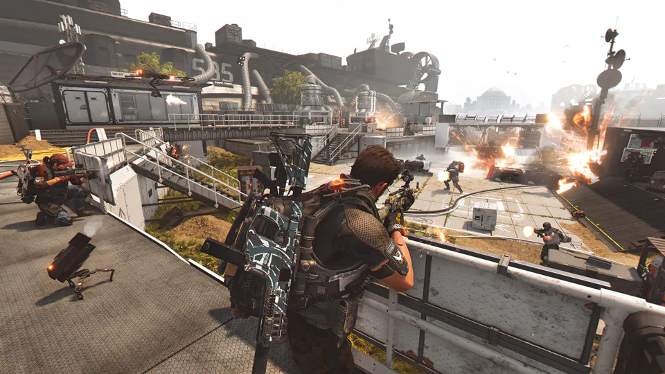 Photo of The Division 2 World Tier 5 and Tidal Basin now Available, 8th Ivory Key, April 5 Patch Notes
