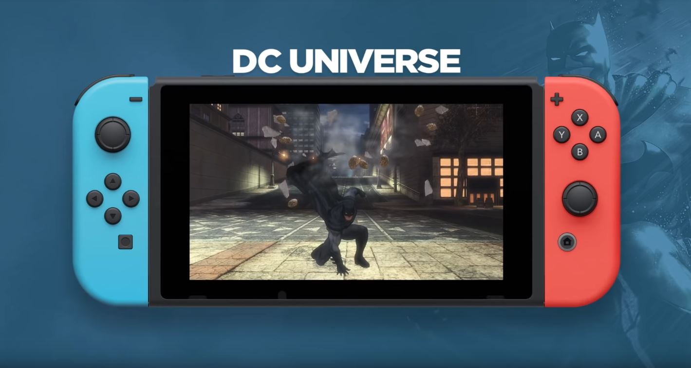 Photo of DC Universe Online coming to Nintendo Switch this summer