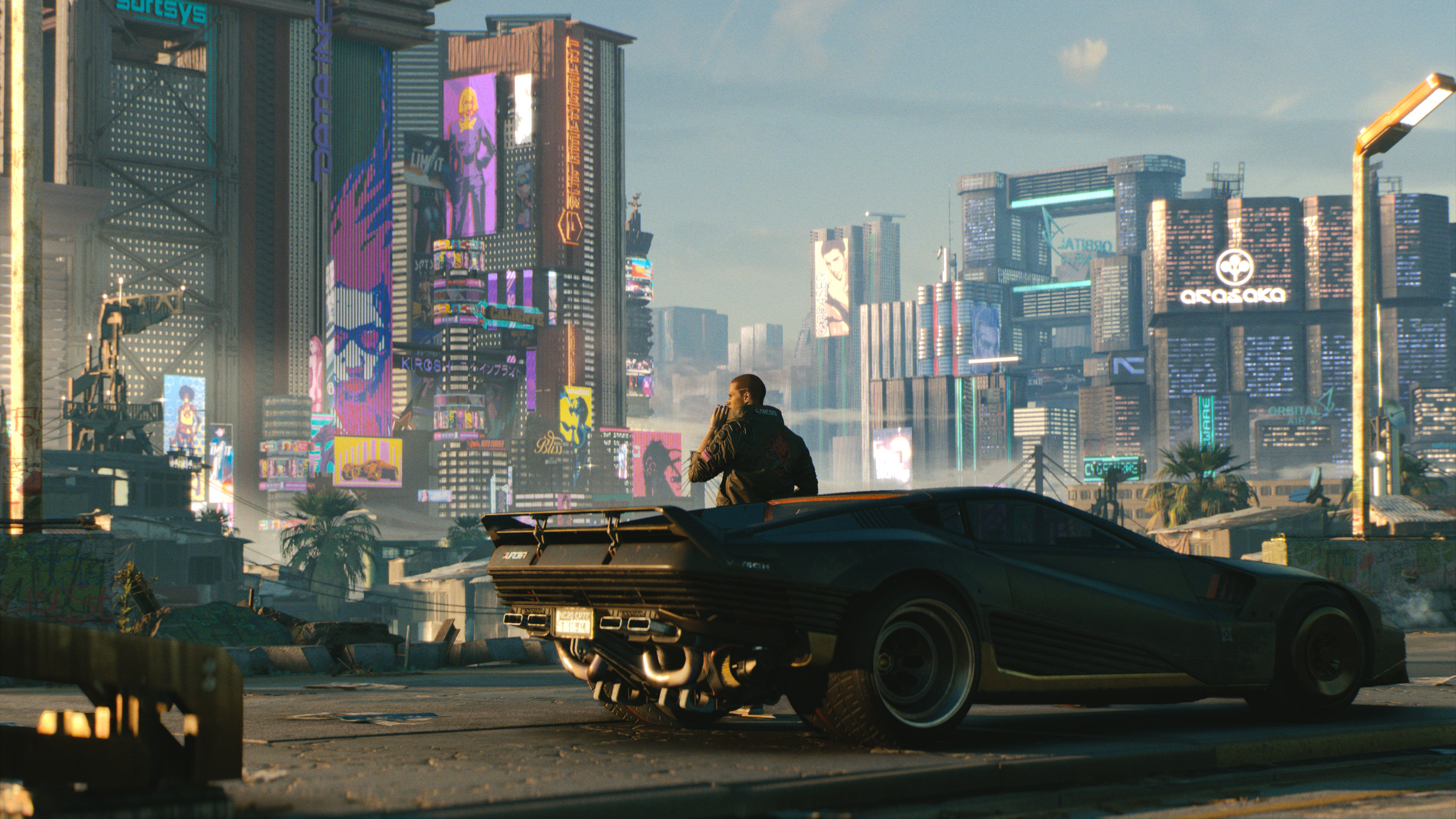 Photo of Cyberpunk 2077 Won't Launch on Stadia in September