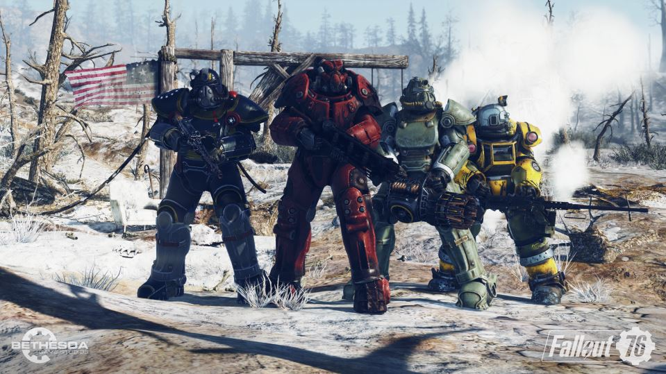 Photo of Fallout 76 may officially join the Battle Royale Genre