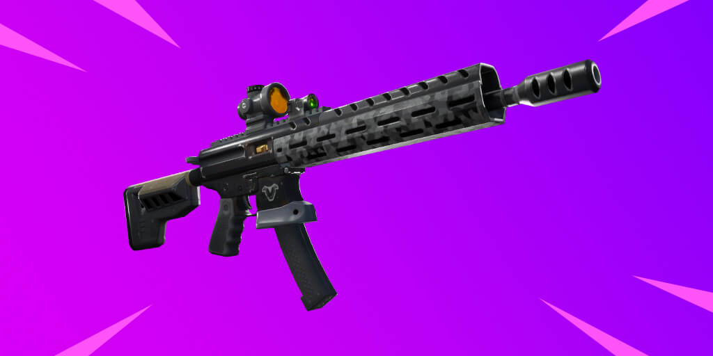 Photo of Tactical Assault Rifle is coming soon to Fortnite BR Season 9
