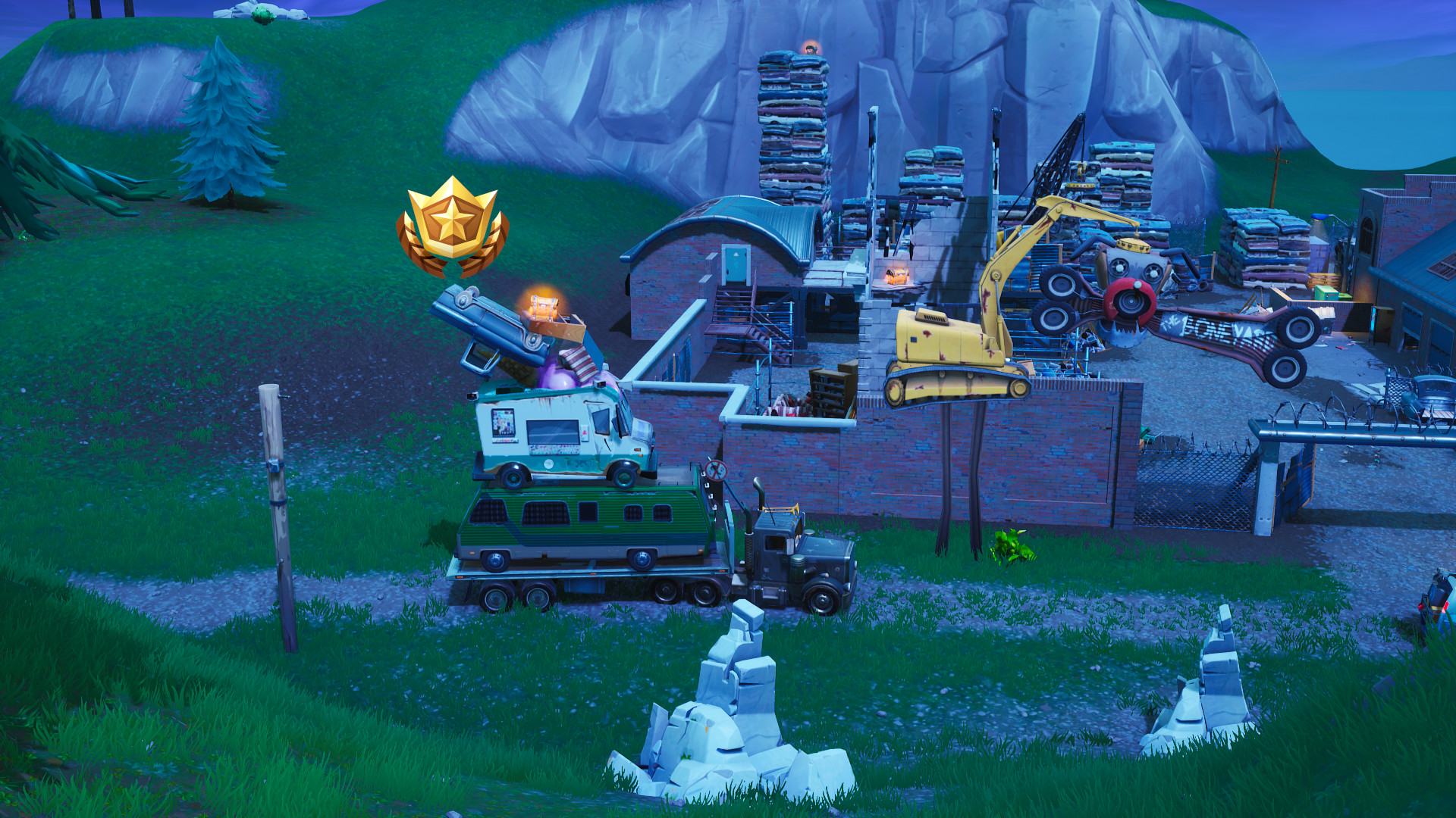 Photo of Fortnite Season 9: Week 3 Secret Battle Star Location