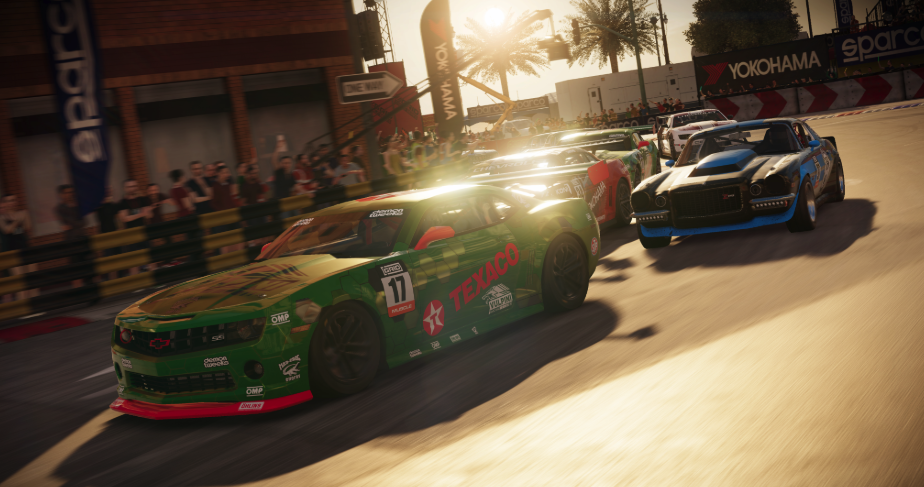 Photo of Codemasters' Racing Game GRID Coming to PS4, Xbox One and PC This Spetember