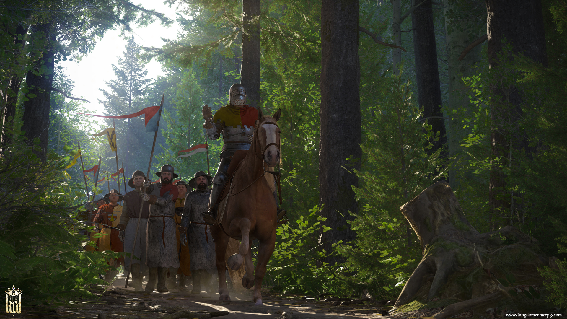 Photo of Kingdom Come: Deliverance is free-to-play on Steam this weekend