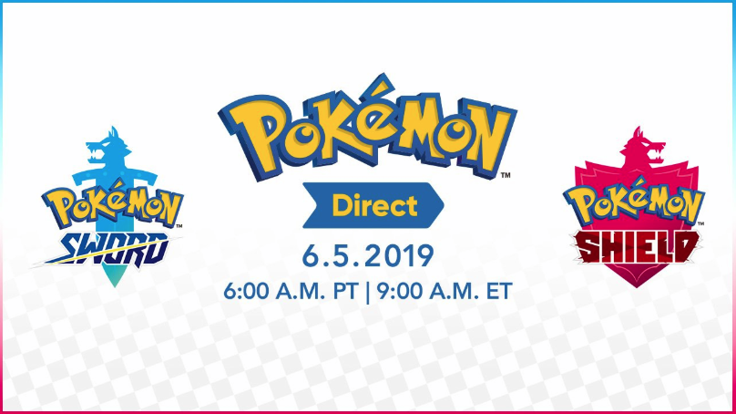Photo of Pokemon Direct to Reveal New Info on Pokemon Sword and Shield