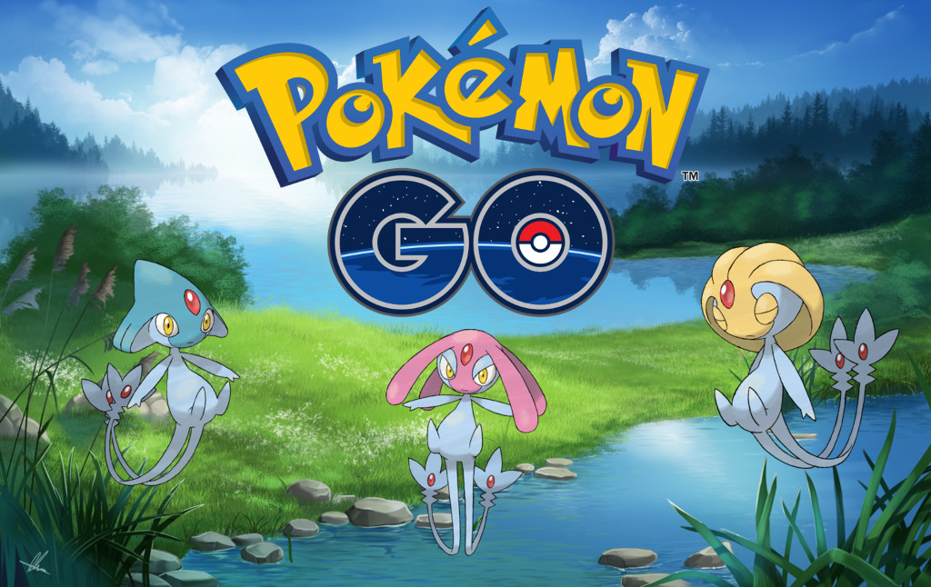 Photo of Pokemon Go Lake Trio Azelf, Uxie, Mesprit the New Regional Raid Bosses