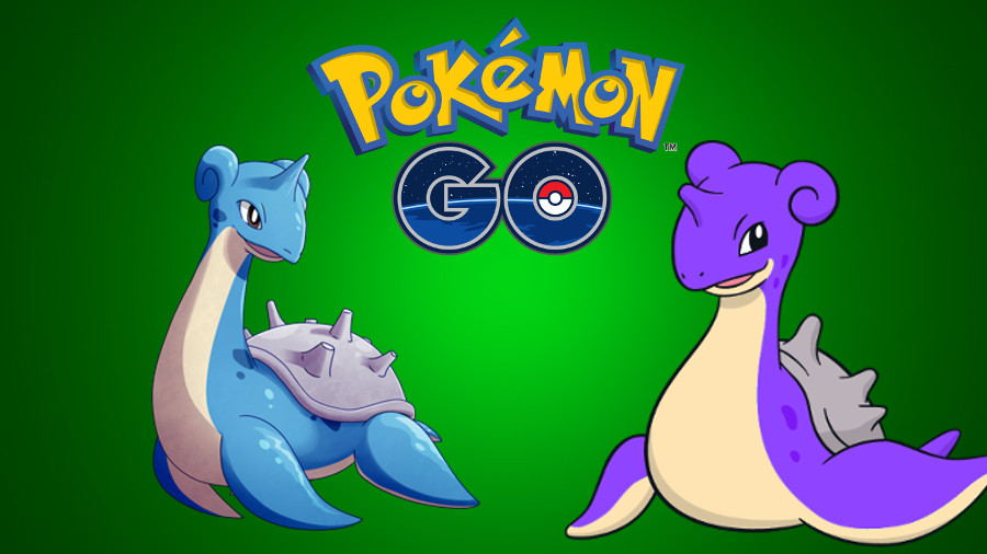 Photo of Pokemon Go Shiny Lapras Limited Time Event