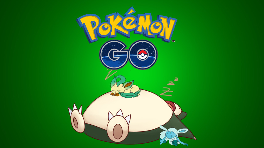Photo of Pokemon Go Snorlax is Now Sleeping