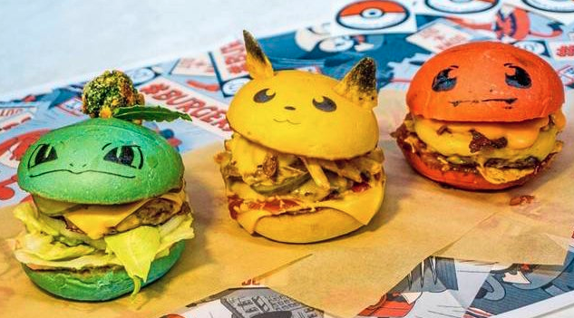 Photo of Pokemon Themed Pop-Up Bar in The US, Australia and Canada