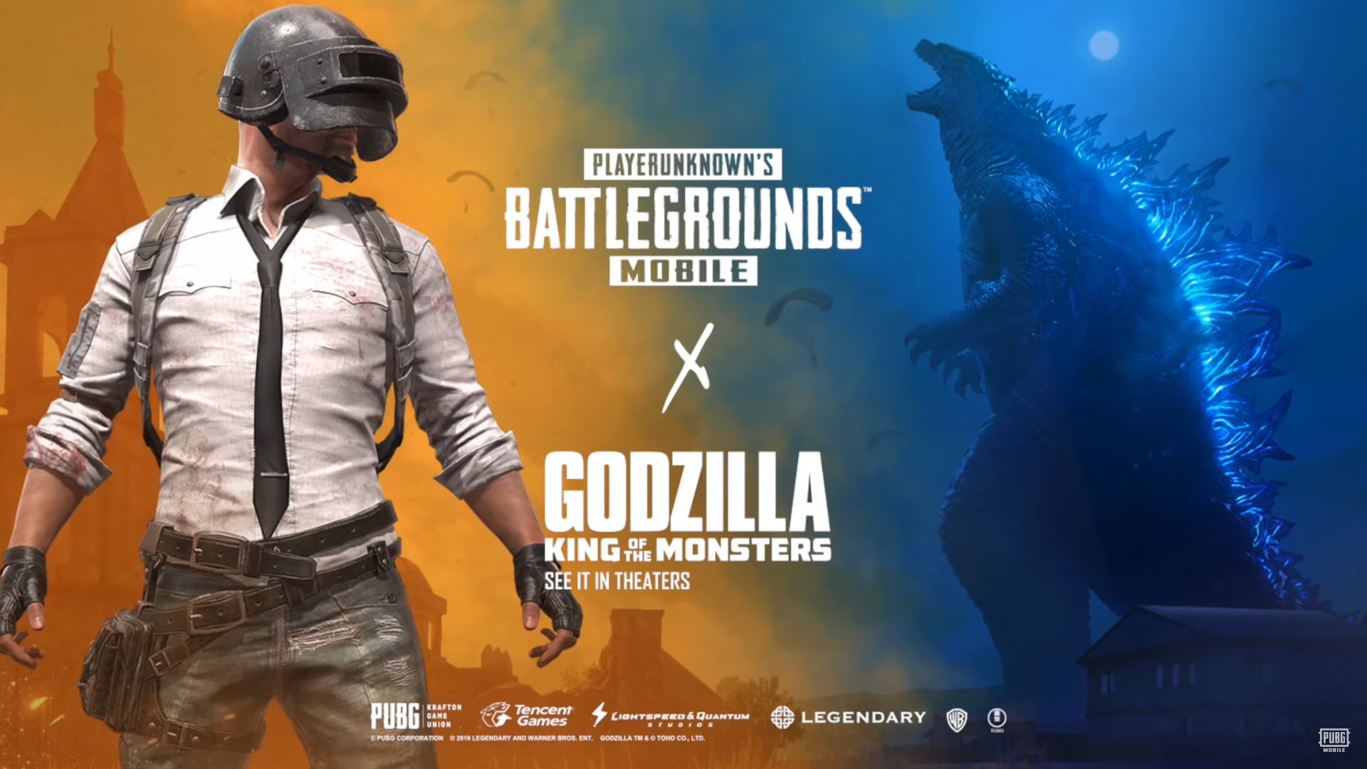Photo of PUBG Mobile X Godzilla: King of the Monsters to host an in-game event