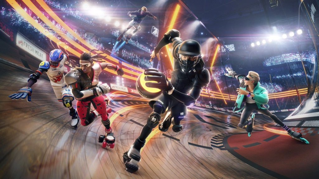 Photo of Roller Champions Arrives to Switch, Xbox One, PS4, and PC
