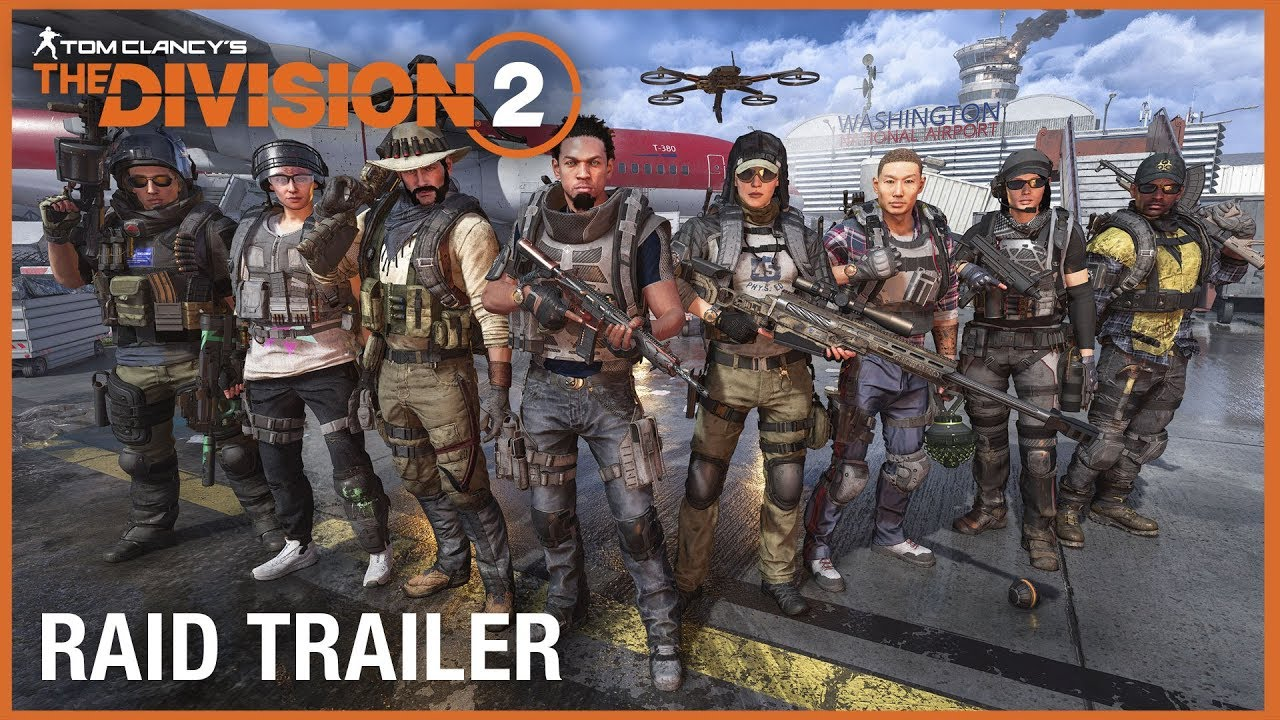 Photo of The Division 2: Operation Dark Hours Official Trailer and Patch Notes revealed