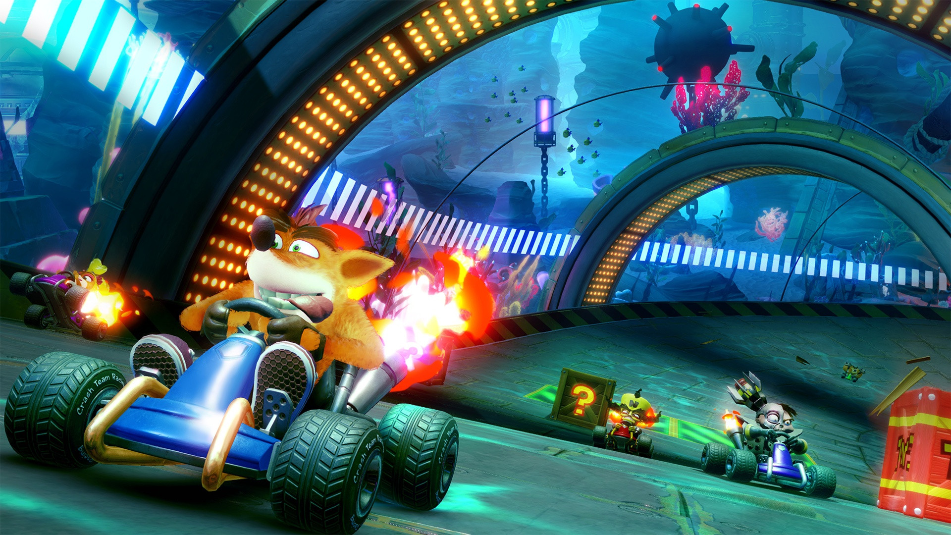 Photo of Crash Team Racing Nitro-Fueled is here to bring the shine of CTR back