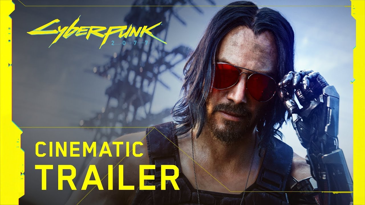 Photo of Cyberpunk 2077 Has a Release Date, Keanu Reeves a part of it