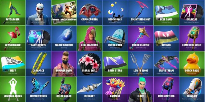 Photo of All new cosmetics datamined in 9.30