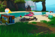 Where to dance at 6 different beach parties in Fortnite?