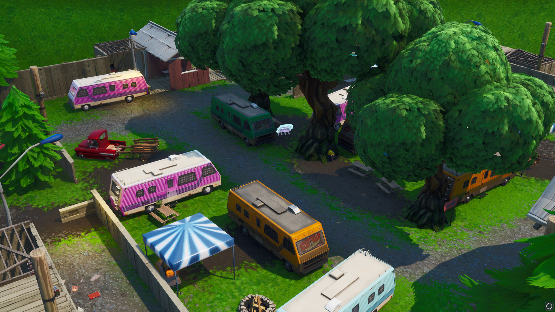Photo of Fortbyte #14 Found within an RV park