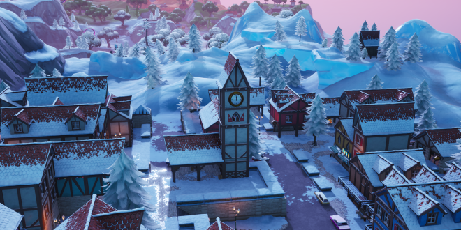 Where to Visit three different Clock Towers in Fortnite?