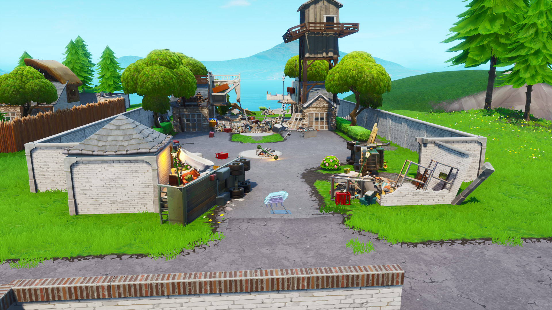 Photo of Fortbyte $58 Accessible by Using the Trombone Emote in Snobby Shores