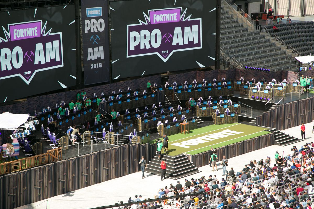Photo of Fortnite discovered Wave 10 of Pro-AM Participants, Week 10 Qualifier rescheduled