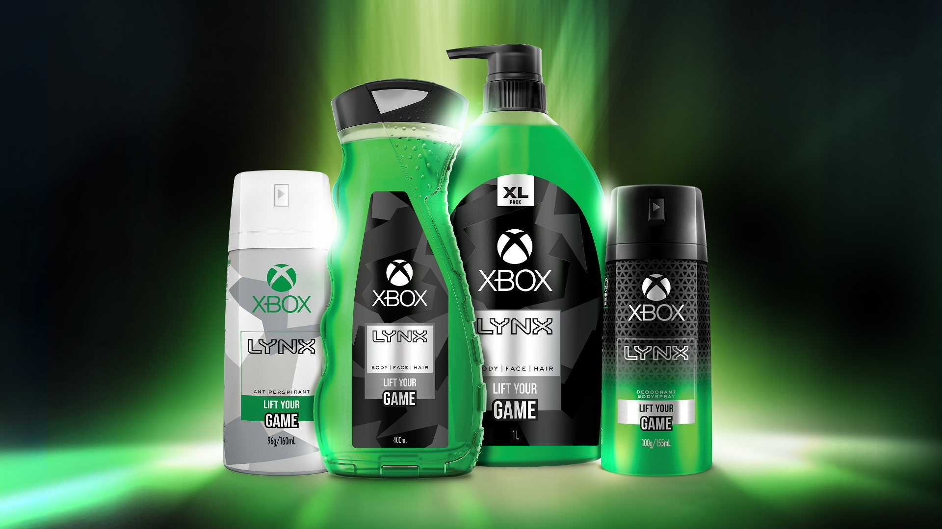 Photo of Xbox Deodorant, Shower Gel and Body Spray announced, time to smell like a true Gamer!