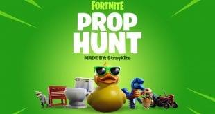 Prop Hunt Fortnite