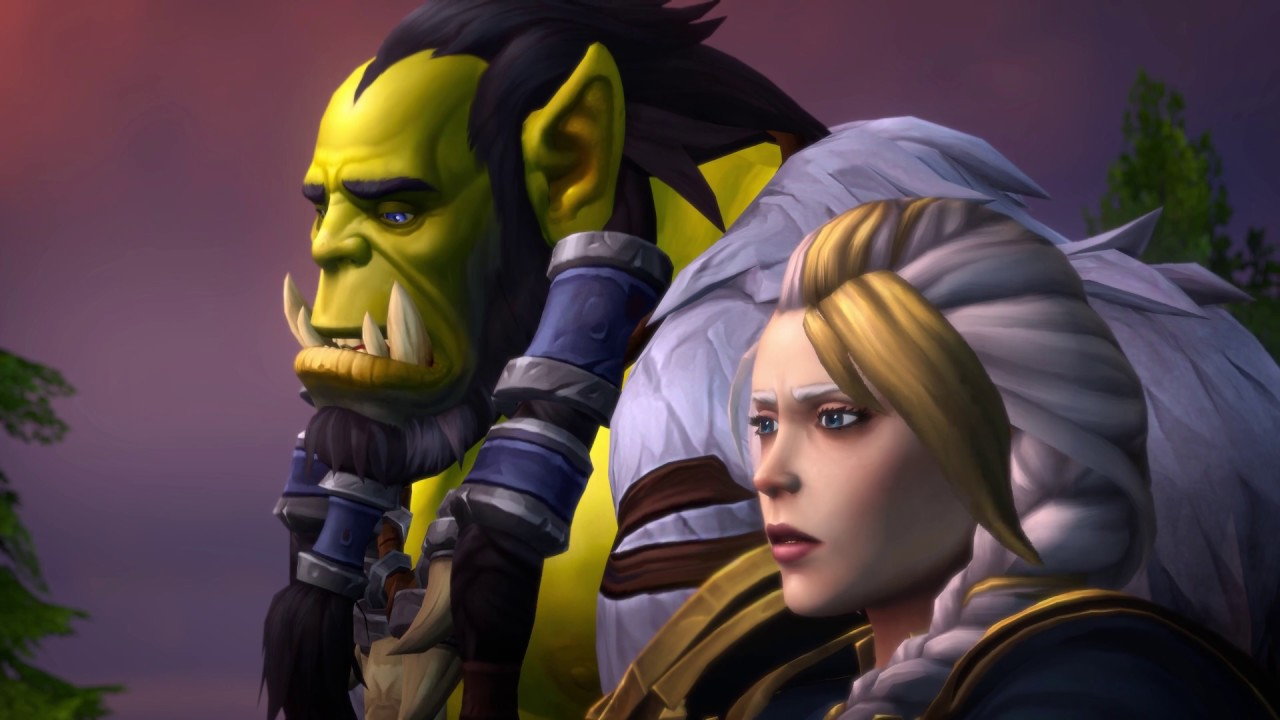 Photo of World of Warcraft Battle For Azeroth 8.2 Crossroads Cinematic