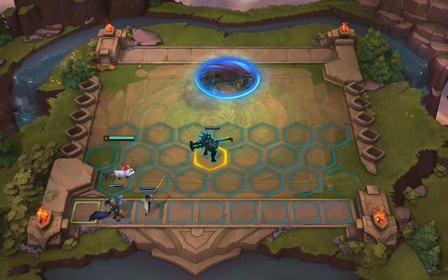 Photo of Riot Games' upcoming League of Legends Auto Chess is Named Teamfight Tactics