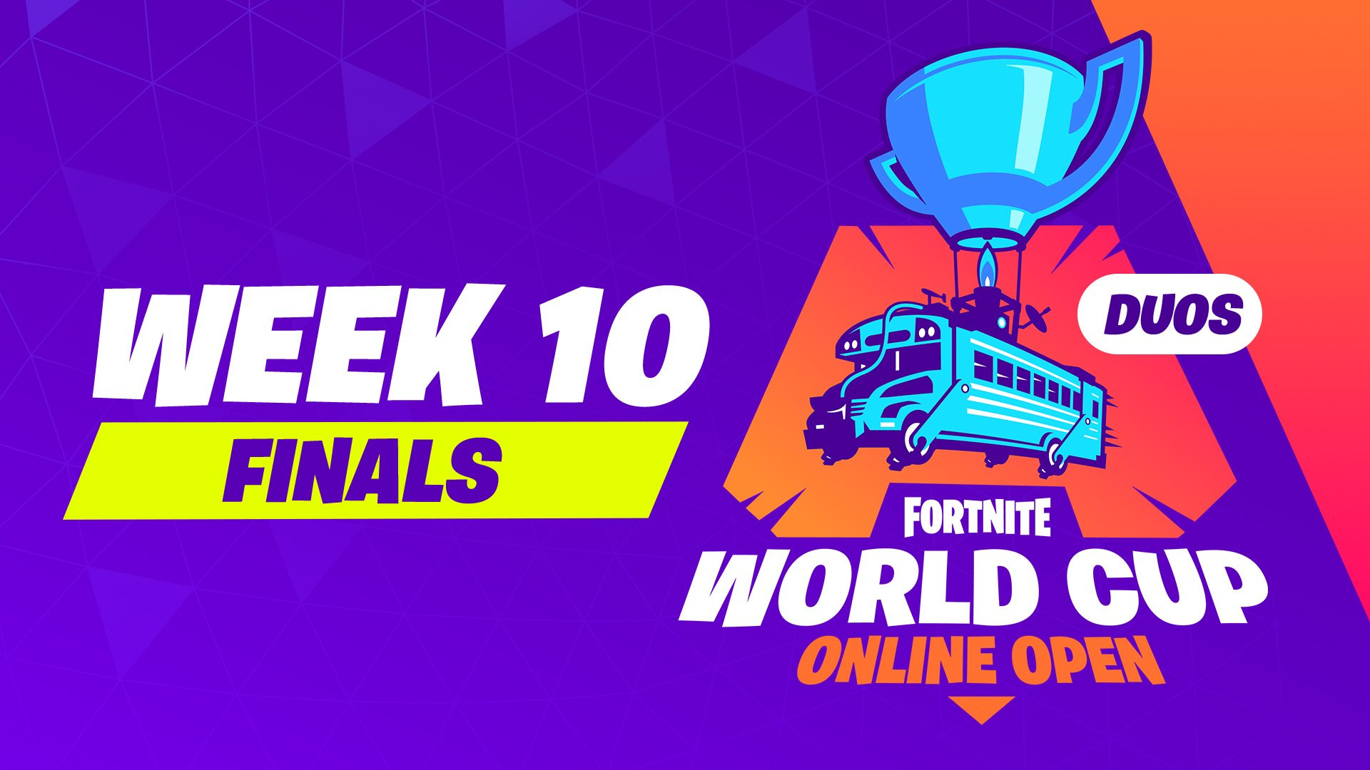Fortnite World Cup Qualifier Week 10 Finals Na East Duos Top 10 Standings