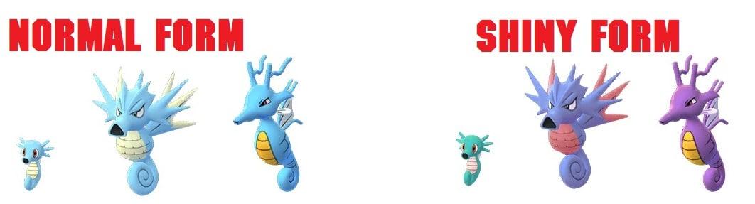 Pokemon Go Chicago GoFest 2019 Shiny Horsea and Special Pokemon to