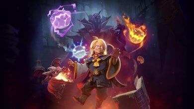 Photo of Dota 2's Invoker gets the first Persona item, Acolyte of the Lost Arts