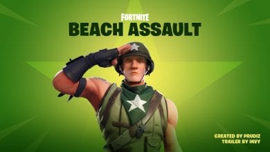 Photo of Fortnite Beach Assault Gameplay Trailer
