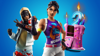 Photo of Fortnite's Second Birthday Celebration Kicks Off Today
