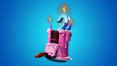 Photo of Fortnite's 2nd Birthday and in-game presents will be available on July 25