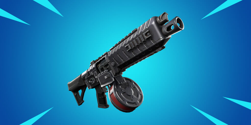 Photo of Drum Shotgun is coming to Fortnite very soon