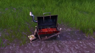 Photo of Where to find and destroy Grills in Fortnite?