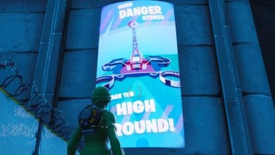 Photo of Where to visit Public Service Announcement Signs in Fortnite